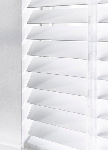 bece® horizontale jaloezie hout kleurnr. 16319 detail