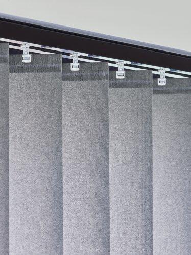 bece® verticale jaloezie kleurnr. 15222 detail